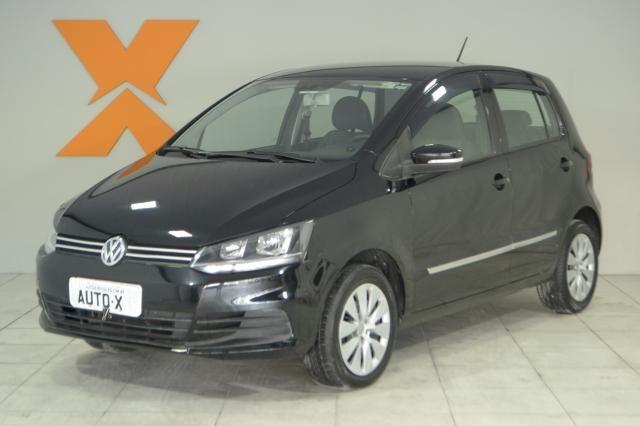 VolksWagen Fox Trendline 1.6 Flex 8V 5p - Preto - 2015