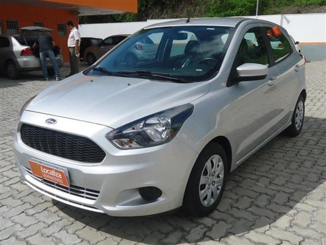 FORD KA 2018/2018 1.0 TI-VCT SE 12V FLEX 4P MANUAL - Foto 3