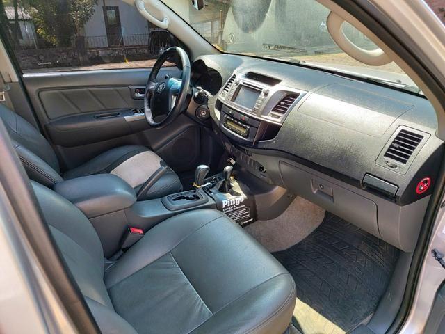 Toyota Hilux 2014 SRV 4x4 gasolina - Foto 5