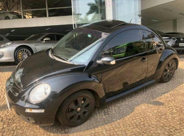 Vw new beetle 2.0 gasolina completo