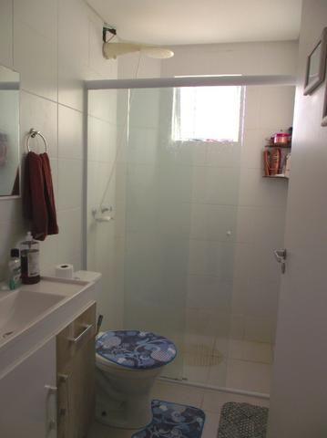Apartamento 02 dormitórios mobiliado praia do Quilombo - Foto 9