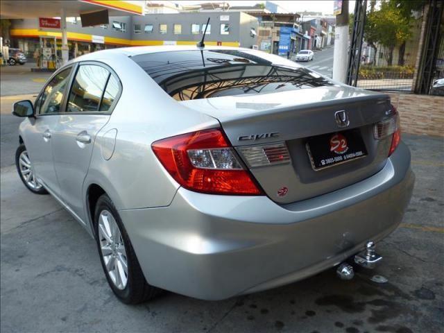 Honda Civic 1.8 Lxs 16v - Foto 2