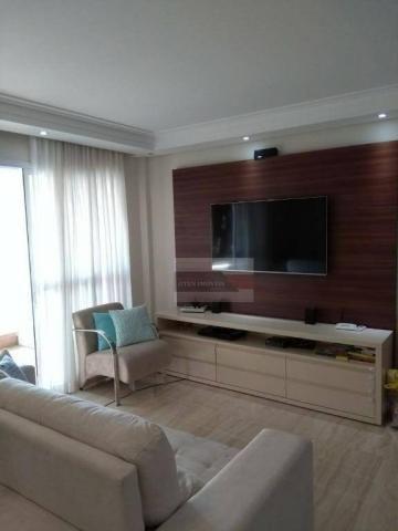Apartamento com 2 dormitórios à venda, 75 m² por r$ 450.000 - jardim das indústrias - são  - Foto 20