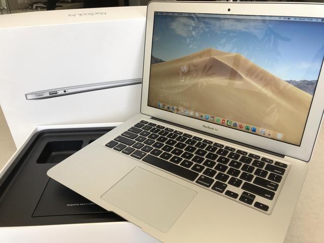 MacBook Air 2017 8GB 128SSD Novo! Apenas 174 ciclos!