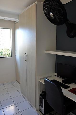 Apartamento em Nova Parnamirim, 3 quartos sendo 1 suíte** projetados - Foto 5
