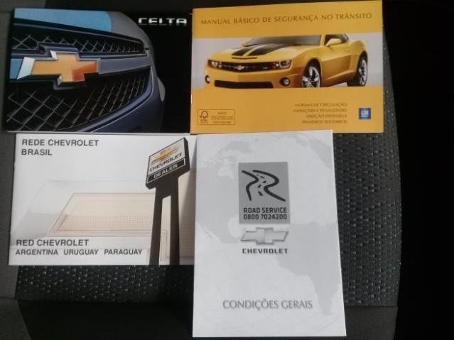 Chevrolet Celta Celta LT 1.0 (Flex) COMPLETO  - Foto 10