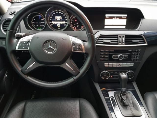 Mercedes C 180 180 TURBO 4P - Foto 8