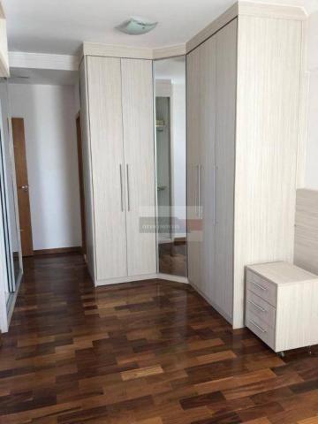 Apartamento com 3 dormitórios à venda, 133 m² por r$ 680.000 - jardim das indústrias - são - Foto 15