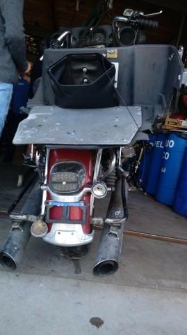 Moto P/ Retiradas De Peças/sucata Harley Davidson Flhtc 1600 - Foto 6