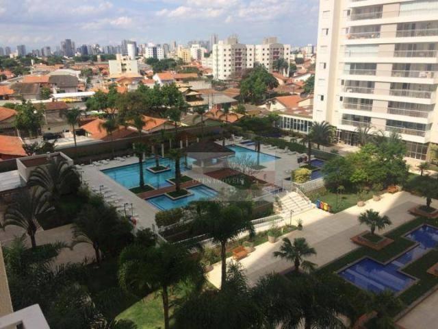 Apartamento com 3 dormitórios à venda, 142 m² por r$ 640.000 - jardim das indústrias - são - Foto 8