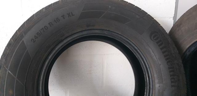 4 pneus de camioneta - Foto 7