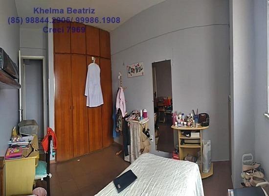 Apartamento 100m², nascente total, andar alto - Centro - Foto 9