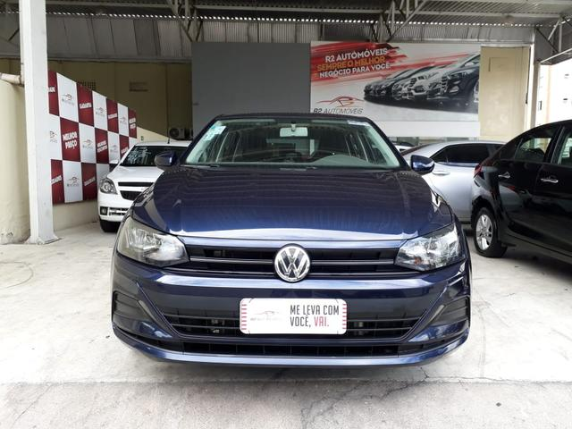 Volkswagen 2018 novo polo hatch 1.6 msi completo apenas 18000 km garantia fábrica confir - Foto 2