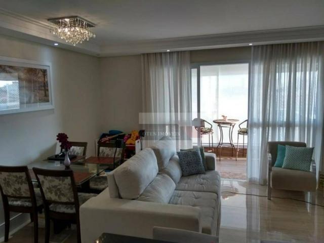 Apartamento com 2 dormitórios à venda, 75 m² por r$ 450.000 - jardim das indústrias - são
