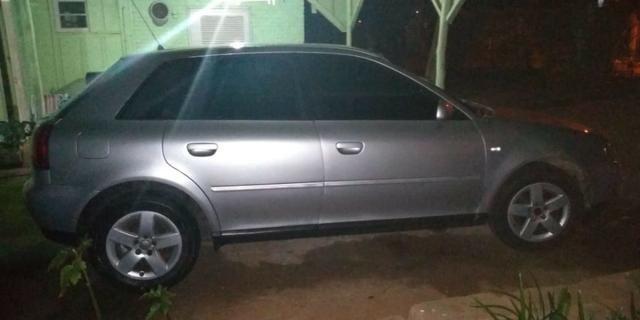 Audi 2003 Blindado
