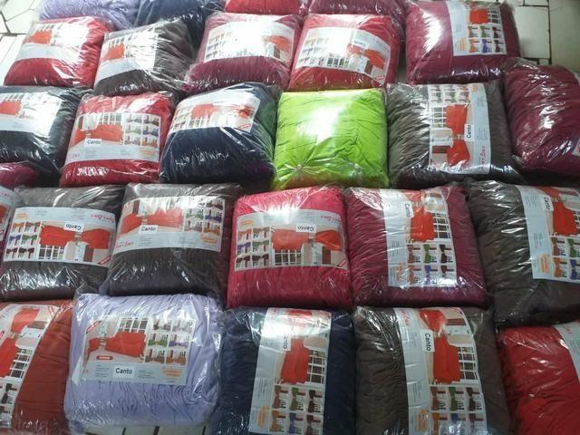 Capas de sofá de canto apronta entrega - Foto 2