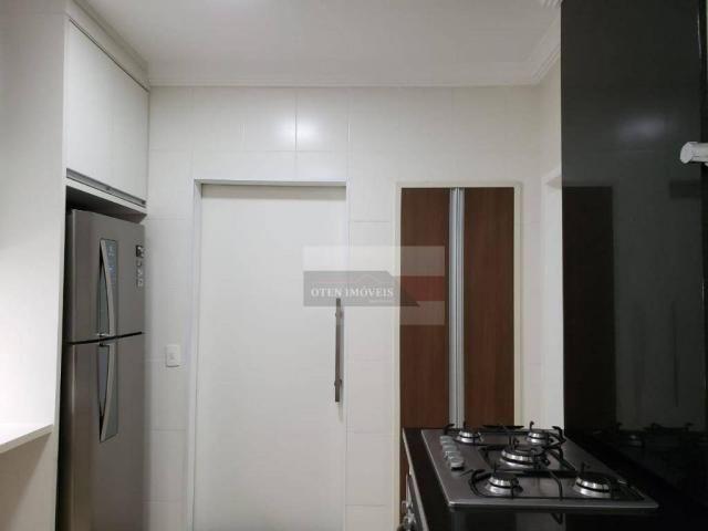 Apartamento com 3 dormitórios à venda, 156 m² por r$ 700.000 - jardim das indústrias - são - Foto 6