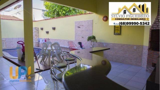 Casa com 2 dormitórios à venda, 300 m² por R$ 400.000 - Jardim Tropical - Rio Branco/AC - Foto 7