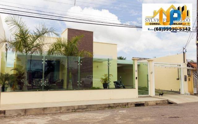 Casa com 3 dormitórios à venda, 288 m² por R$ 950.000 - Conjunto Procon - Rio Branco/AC