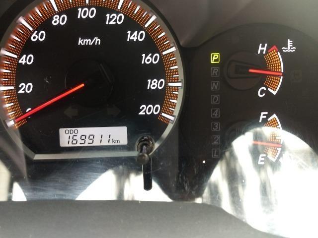 Toyota Hilux 3.0 SRV 4X4 CD 16v Turbo Itercooler, 171cv, cor prata, ano 2012 - Foto 7
