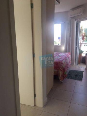 Cobertura residencial à venda, campeche, florianópolis - co0128 - Foto 14