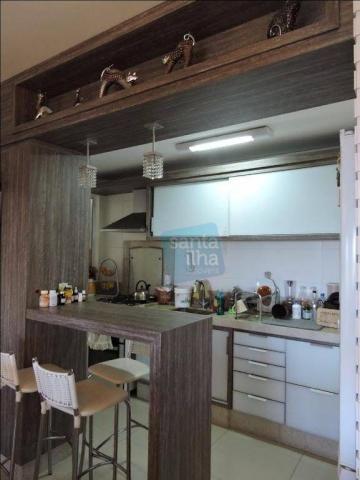Apartamento residencial à venda, campeche, florianópolis - ap0705 - Foto 17