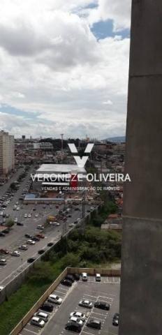 Apartamento para alugar com 2 dormitórios em Ponte grande, Guarulhos cod:189 - Foto 12