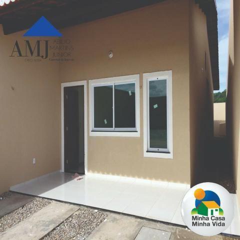 Casa no Ancuri com portão duplo por R$ 145 mil - Foto 3