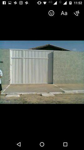 Casa de praia-em Luis Correa-PI