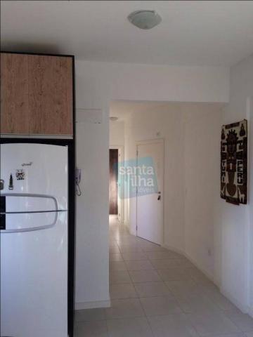 Apartamento com 2 dormitórios à venda, 63 m² por r$ 330.000,00 - ribeirão da ilha - floria - Foto 5
