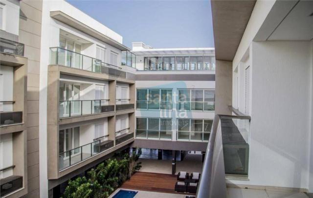 Apartamento residencial à venda, campeche, florianópolis - ap0630 - Foto 17