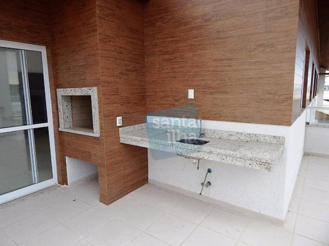 Cobertura residencial à venda, campeche, florianópolis - co0115 - Foto 8