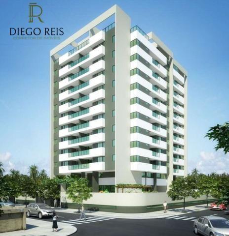 Sensacional Apto no Edifício One Residence na Ponta Verde 3/4 sendo 2 suítes com 117m2 - Foto 4