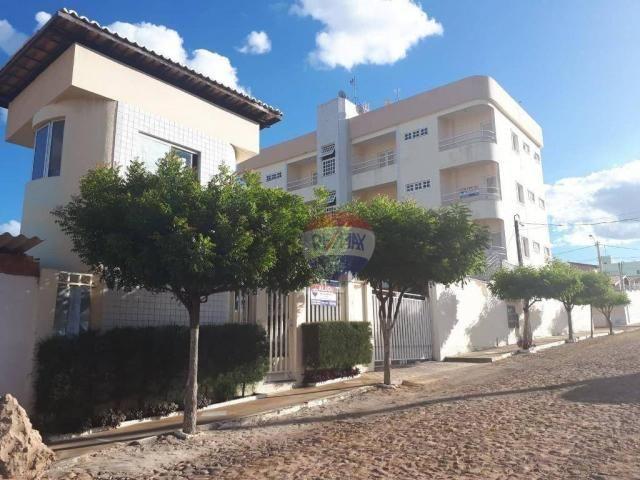 Apartamento com 3 dormitórios para alugar, 105 m² por r$ 700/mês - lagoa seca - juazeiro d - Foto 5