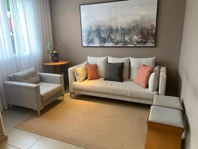 Apartamento com 2 dormitórios para alugar, 52 m² por r$ 1.670,00/mês - vila carioca - são  - Foto 5