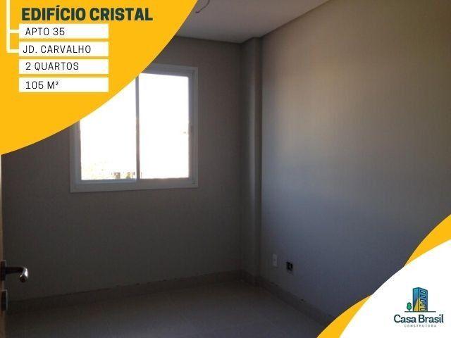 Apartamento com 2 quartos e 2 vagas para alugar em Ponta Grossa - Jardim Carvalho - Foto 13