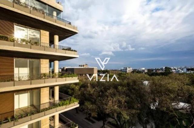 Apartamento com 4 dormitórios à venda, 459 m² por R$ 8.421.307,00 - Cabral - Curitiba/PR