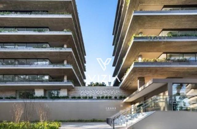 Apartamento com 4 dormitórios à venda, 459 m² por R$ 8.421.307,00 - Cabral - Curitiba/PR - Foto 3
