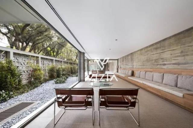 Apartamento com 4 dormitórios à venda, 459 m² por R$ 8.421.307,00 - Cabral - Curitiba/PR - Foto 4