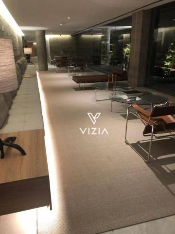 Apartamento com 4 dormitórios à venda, 459 m² por R$ 8.421.307,00 - Cabral - Curitiba/PR - Foto 5