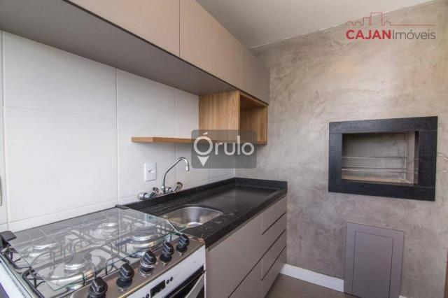 Apartamento com 2 dormitórios à venda, 61 m² por R$ 445.900,00 - São Sebastião - Porto Ale - Foto 5