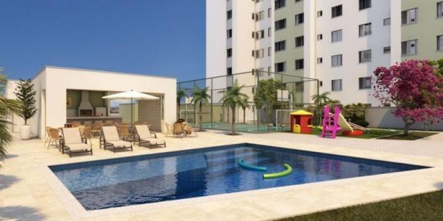Apartamento à venda com 3 dormitórios em Caiçara, Belo horizonte cod:39861 - Foto 7