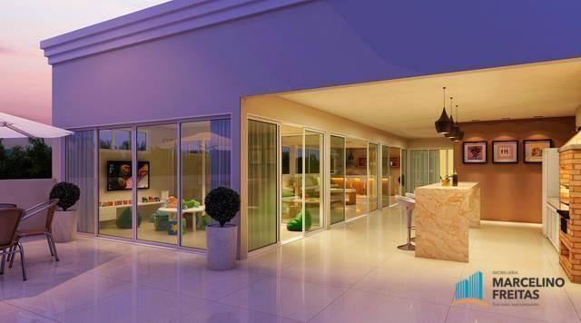 Apartamento com 3 dormitórios à venda, 71 m² por R$ 430.000,00 - Jacarecanga - Fortaleza/C - Foto 12