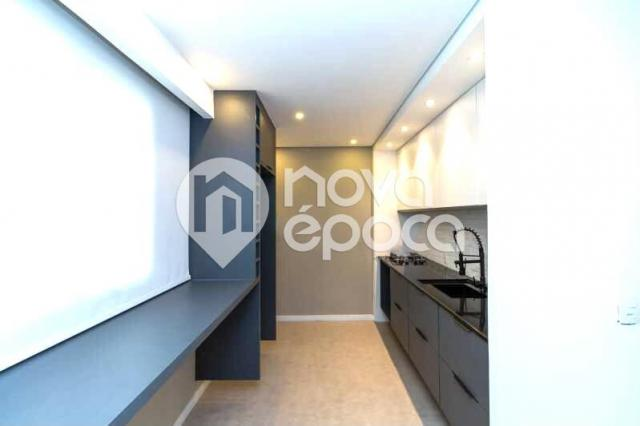 Apartamento à venda com 3 dormitórios em Gávea, Rio de janeiro cod:IP3AP49476 - Foto 20