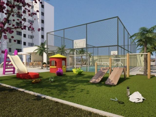 Apartamento à venda com 3 dormitórios em Caiçara, Belo horizonte cod:39861 - Foto 9