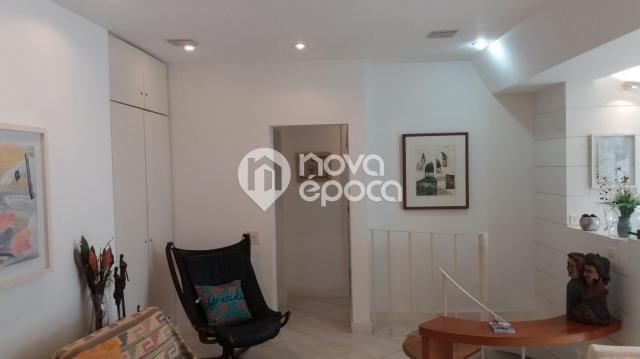 Apartamento à venda com 4 dormitórios em Laranjeiras, Rio de janeiro cod:LB4CB14105 - Foto 16