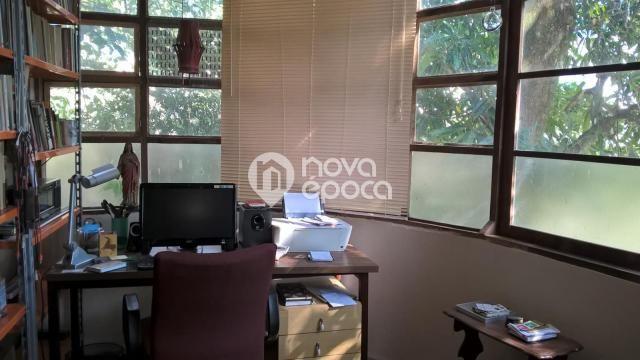 Apartamento à venda com 3 dormitórios em Cosme velho, Rio de janeiro cod:FL3AP36506 - Foto 16
