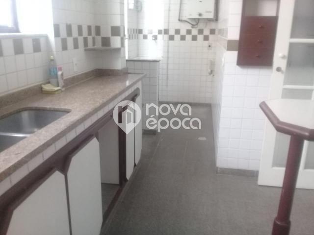 Apartamento à venda com 2 dormitórios em Cosme velho, Rio de janeiro cod:FL2AP32089 - Foto 15