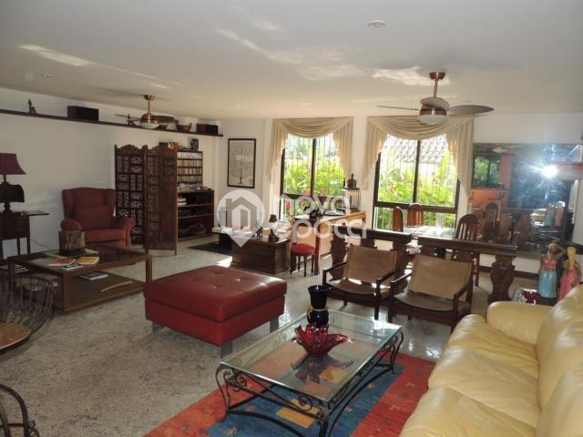 Casa à venda com 5 dormitórios em Cosme velho, Rio de janeiro cod:FL6CS17347 - Foto 3