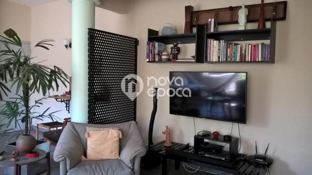 Apartamento à venda com 3 dormitórios em Cosme velho, Rio de janeiro cod:FL3AP36506 - Foto 7